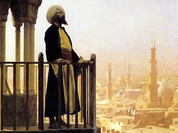 6905ae5c Кто из пророков был первым муэдзином?