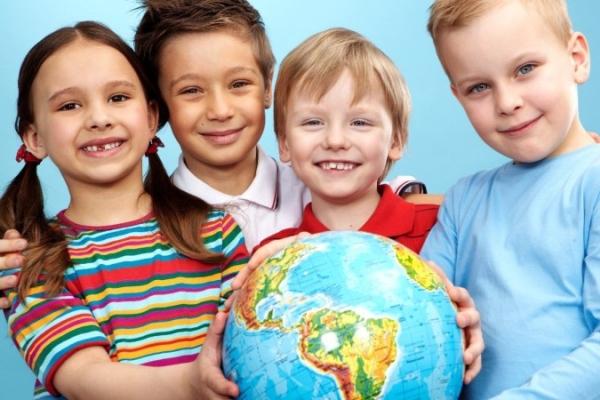 Открытки дети наше будущее